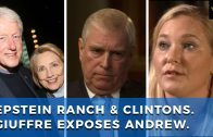 UK Media investigates Clintons & Epstein. Virginia Giuffre exposes Andrew & Maxwell
