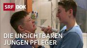 Unsichtbare junge Pflegende – Wenn Kinder Angehörige pflegen   Doku   SRF DOK