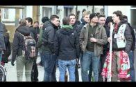 unterschiedliche ansicht Deutschland – Dokumentarfilm Polizei Doku Einsatz am Fussball Stadion kompl