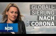 Thomas Straubhaar: Corona-Krise wird Globalisierung zurückdrehen   After Corona Club   2   NDR Doku
