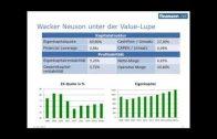 Webinar Value Investing à la Warren Buffett vom 31.03.2015, finanzen.net