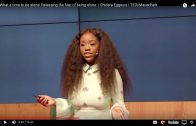 What a time to be alone! Releasing the fear of being alone. | Chidera Eggerue| TEDxMauerPark