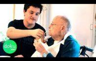 Wie ein Behinderter alten Menschen helfen will | WDR Doku