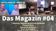 Wie verändert Digital die Medien: von Medienwandel, 5G & Kreativwirtschaft * mit Thomas Kuhn WiWo