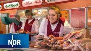 Wochenmarkt mal anders: Besondere Märkte in Niedersachsen   die nordstory   NDR Doku