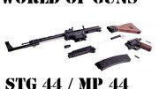 WORLD OF GUNS – Waffenkunde – Das Sturmgewehr 44 /MP 44 [HD/Deutsch]
