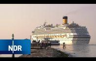 Kreuzfahrtschiffe in Rostock-Warnemünde   die nordstory   NDR