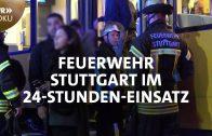 Feuerwehr Stuttgart – Lebensretter im 24-Stunden-Einsatz | SWR Doku