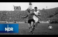 Glanzvolle Fußball-Zeiten in Hildesheim, Göttingen und Barmbek | Sportclub | NDR Doku