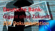 ⚠|ZDF|Doku|HD| Inside Deutsche Bank